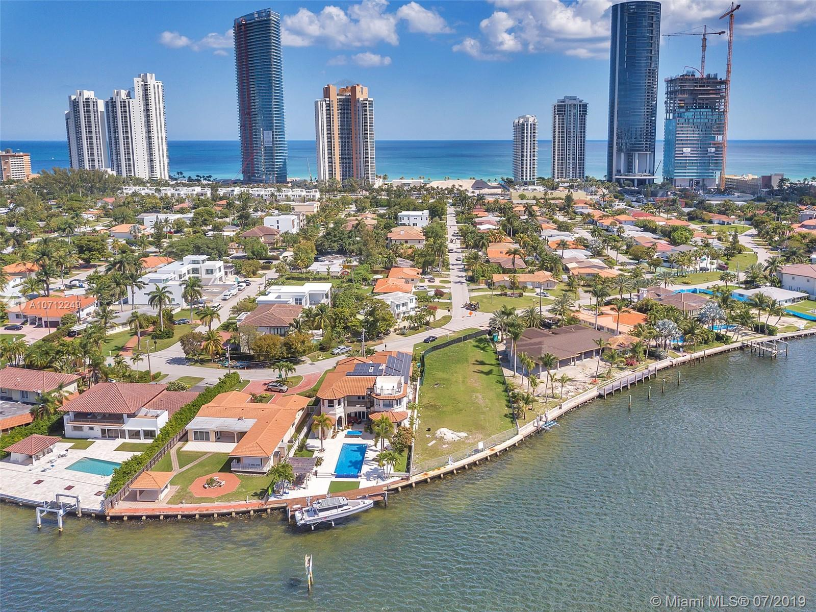 18800 N Bay rd, one of homes for sale in Sunny Isles Beach