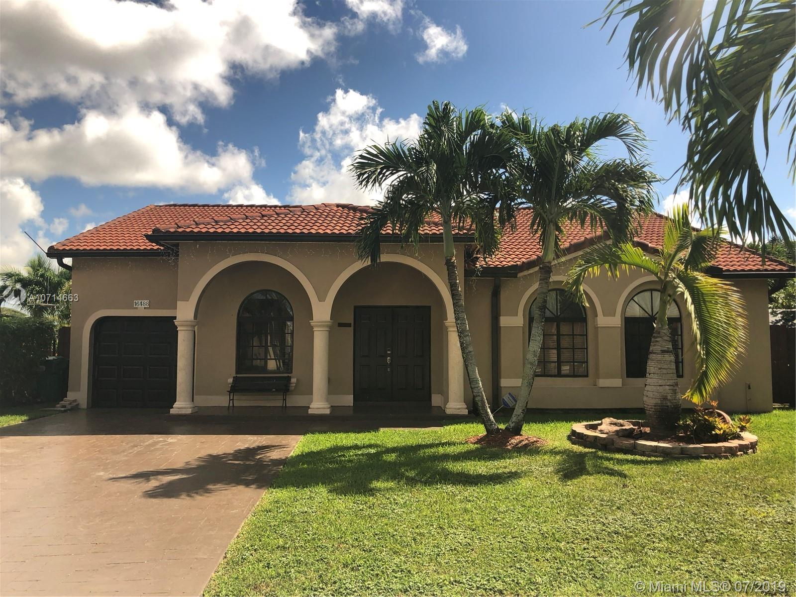 16488 SW 56th Ter, Kendall West, Florida