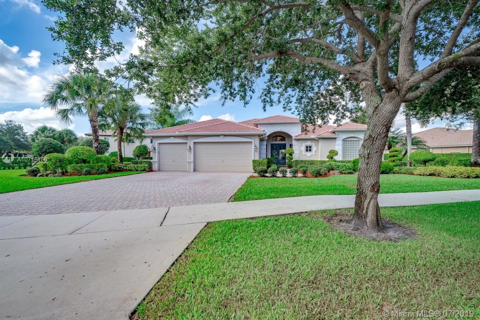 13080 Parkside Ter, Cooper City, Florida