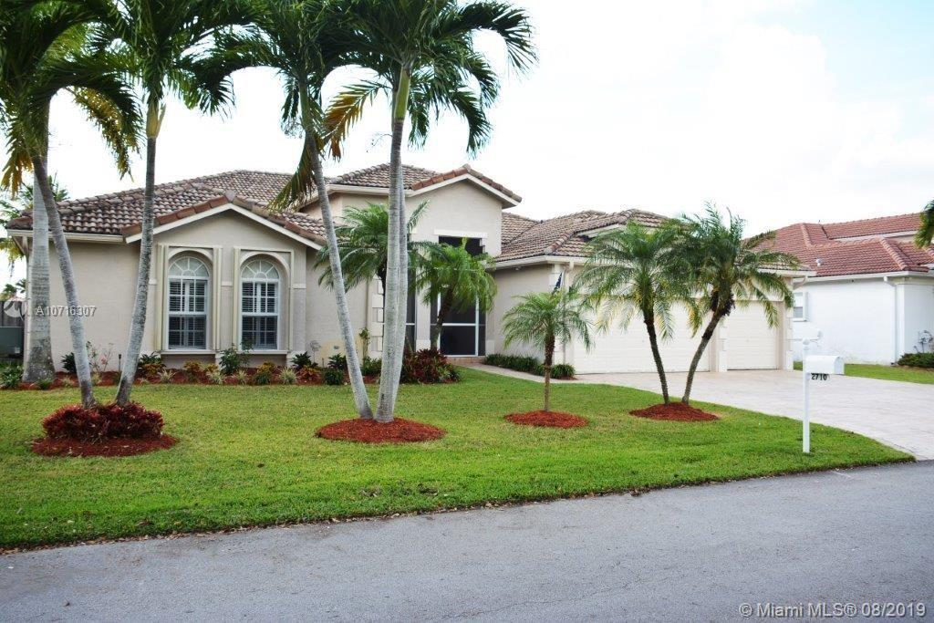 2710 Fairways Dr, Homestead, Florida