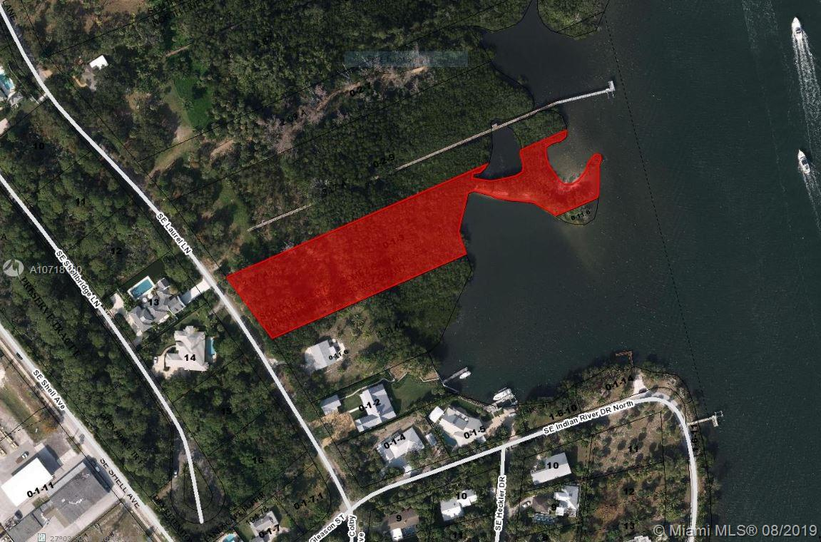 Lot 5 Laurel Lane, one of homes for sale in Hobe Sound