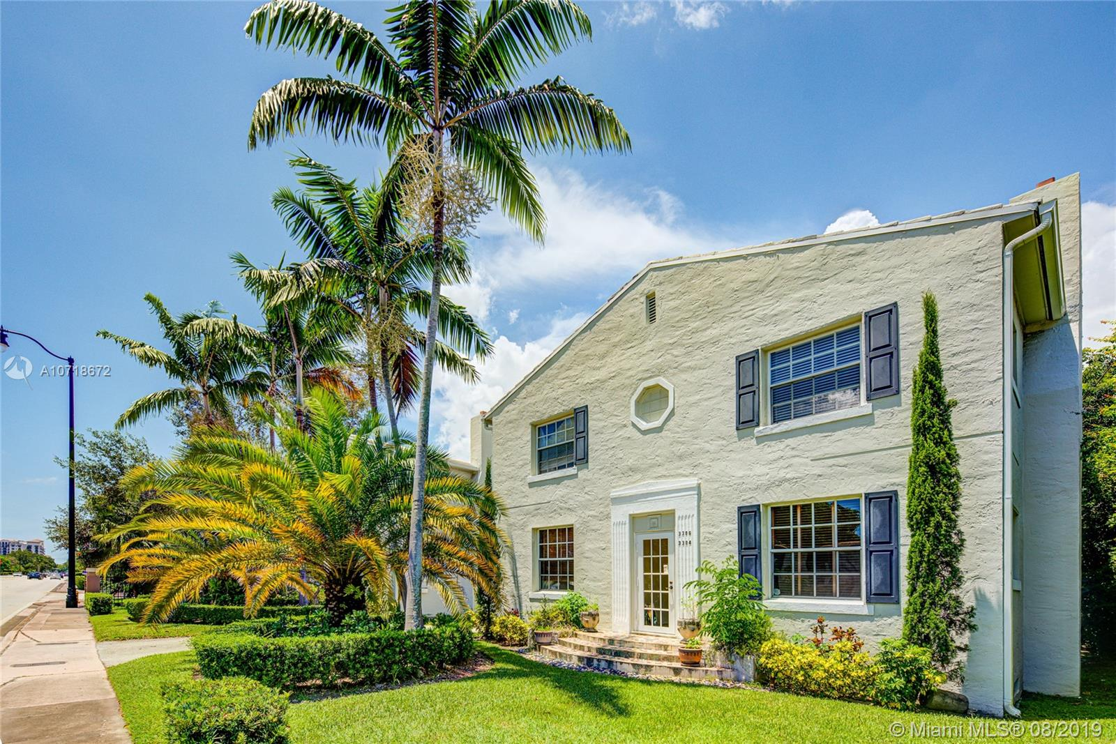 3306 S Le Jeune Rd, one of homes for sale in Coral Gables