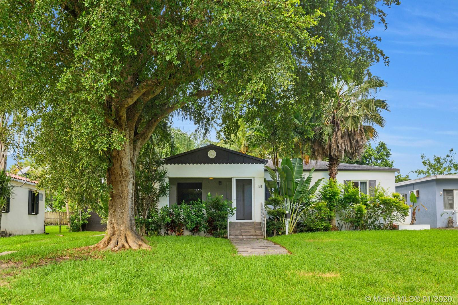 181 NW 88th St, one of homes for sale in Miami Shores