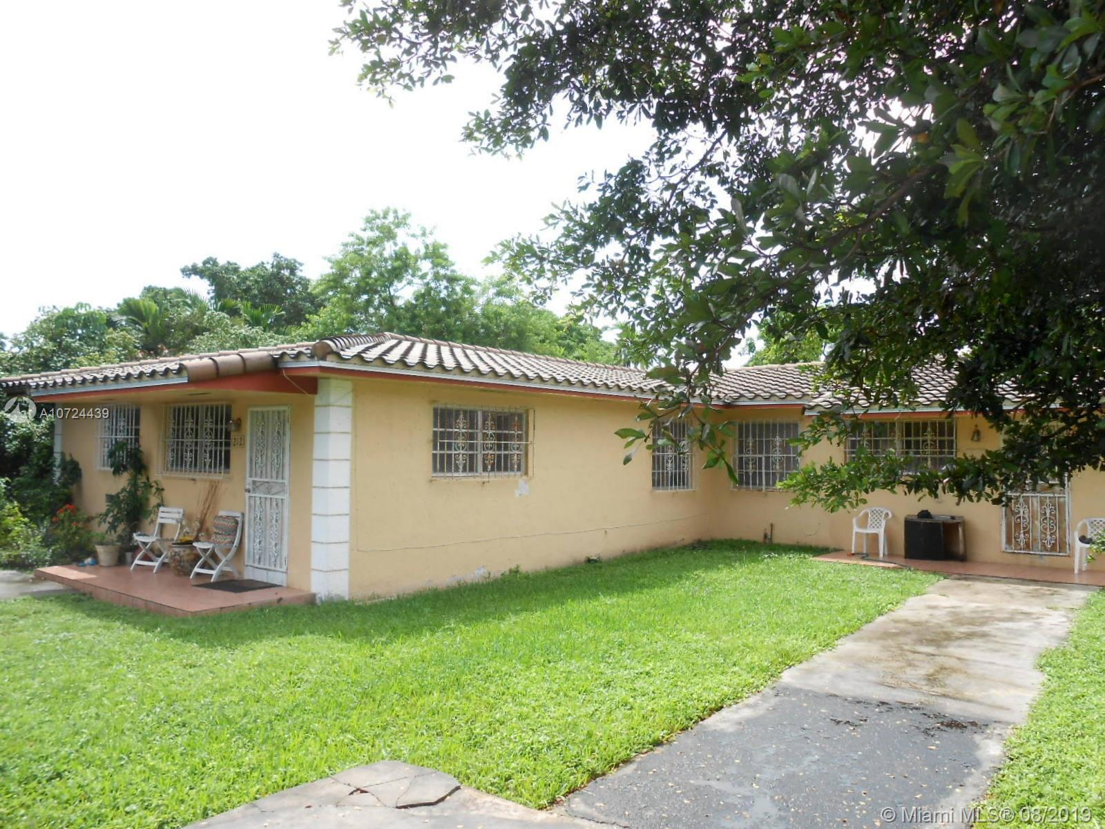 1210-12 NE 121st St, Miami Shores, Florida