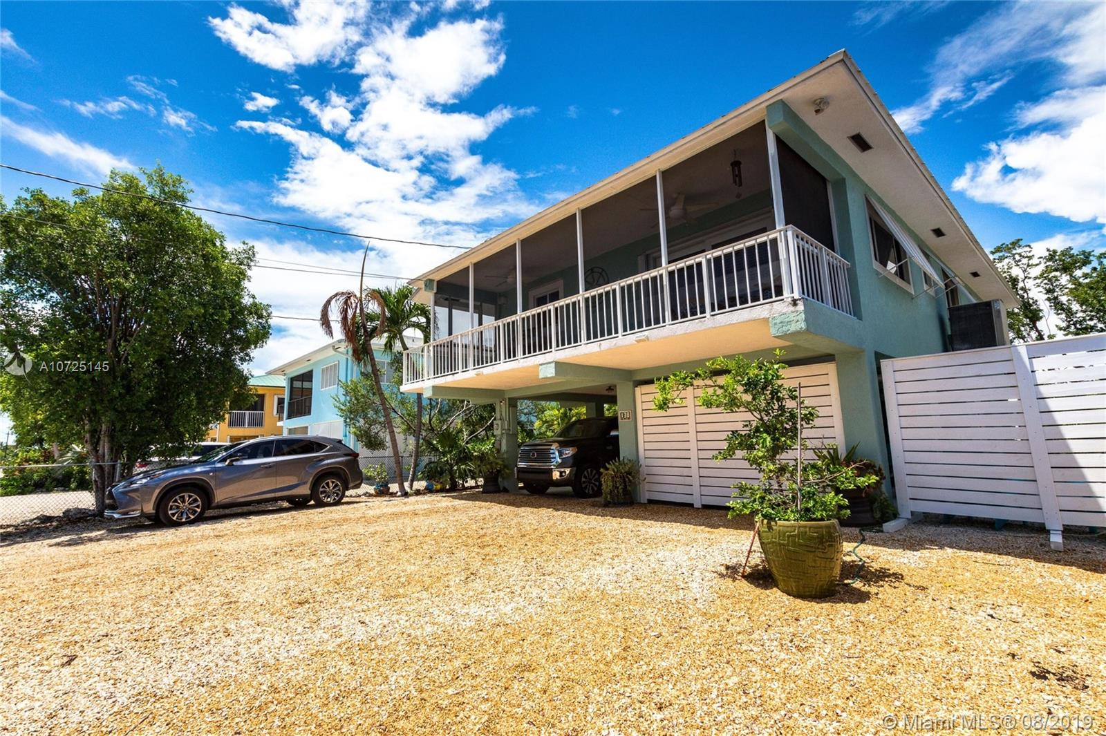 138 Ocean Shores Dr, Key Largo in Monroe County County, FL 33037 Home for Sale