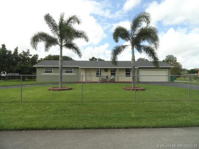 One of Homestead 4 Bedroom Homes for Sale at 18504 SW 292nd St