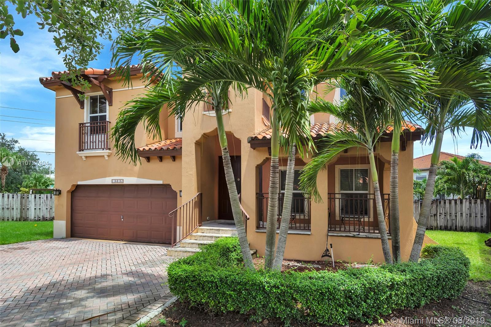 15015 SW 26th Ter, Kendall in Miami-dade County County, FL 33185 Home for Sale