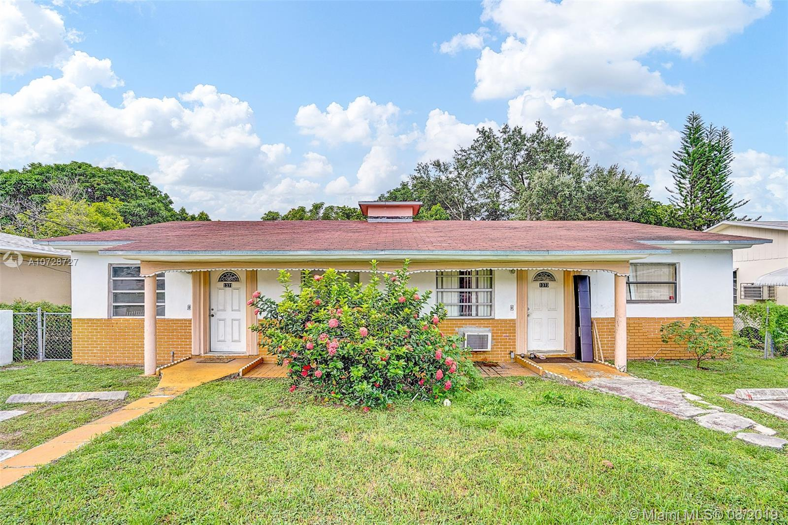 One of Miami Shores Homes for Sale at 1371 NE 150th St