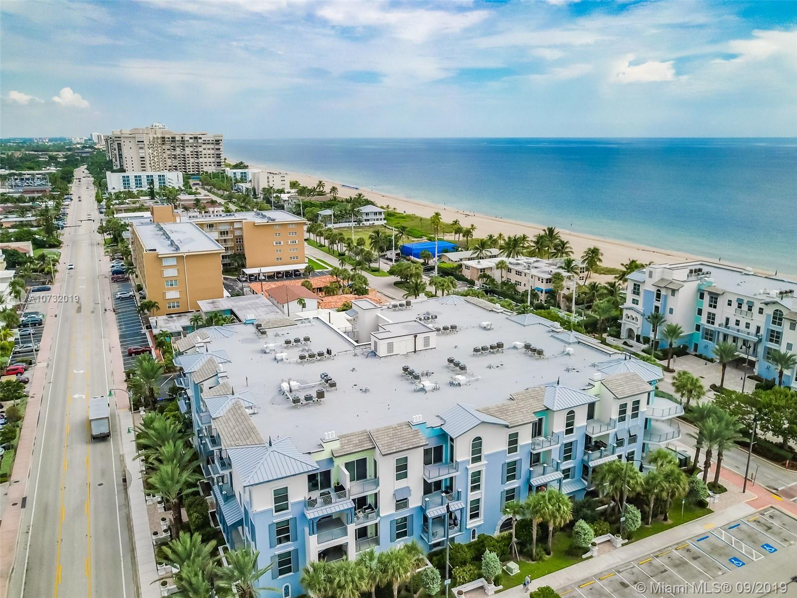 One of Lauderdale by the Sea 2 Bedroom Homes for Sale at 4511 El Mar Drive