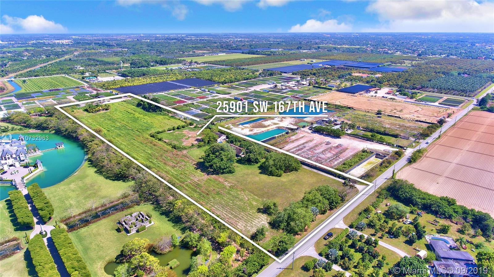 25901 SW 167th Ave, Homestead, Florida