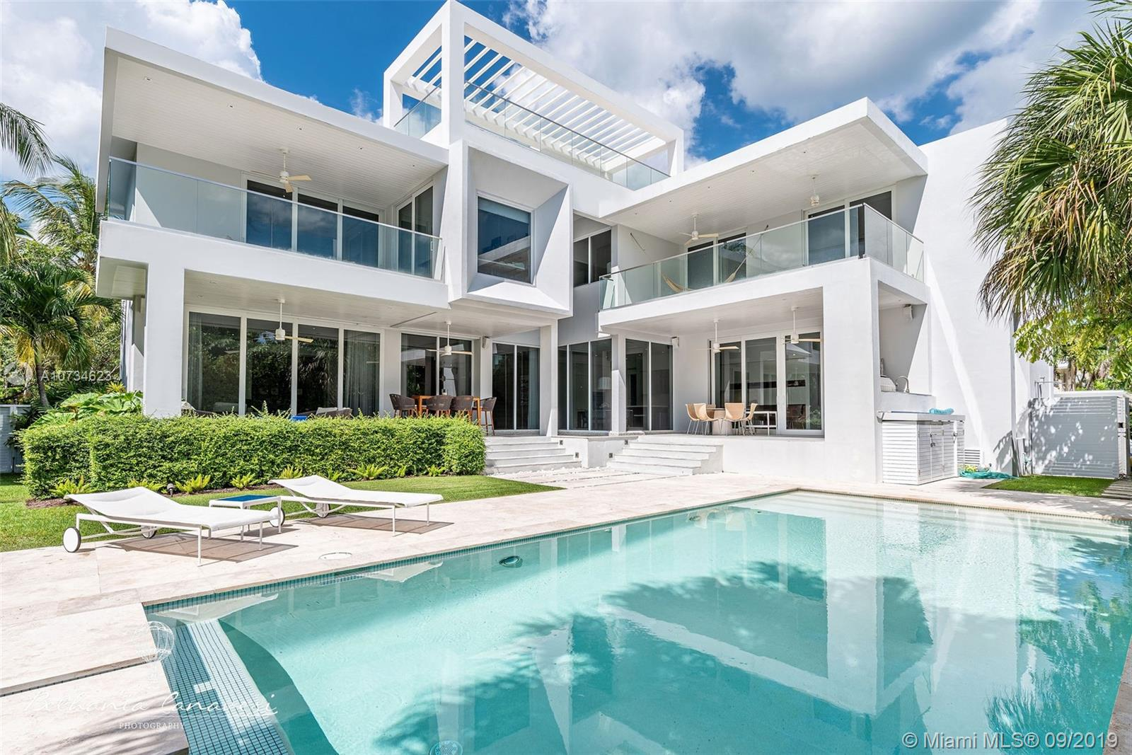 280 Cranwood Dr, Key Biscayne, Florida
