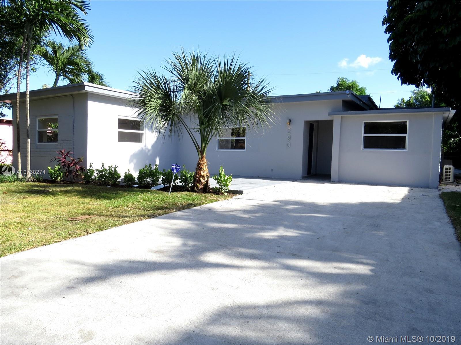 290 NW 108th Ter, Miami Shores, Florida