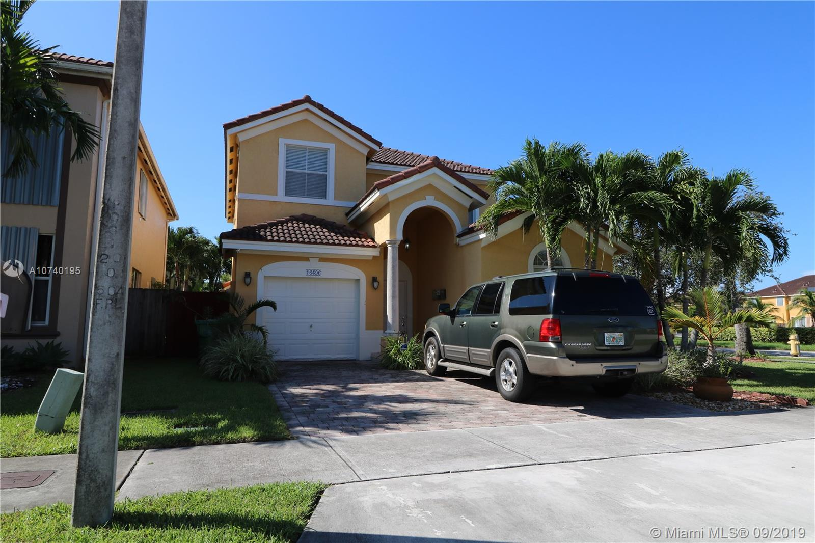 One of Kendall West 4 Bedroom Homes for Sale at 16496 SW 84th Ln