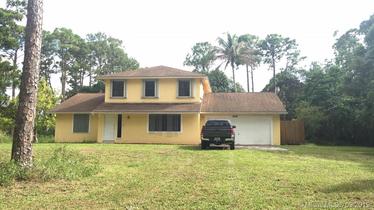 16780 Temple Blvd, Loxahatchee in Palm Beach County County, FL 33470 Home for Sale