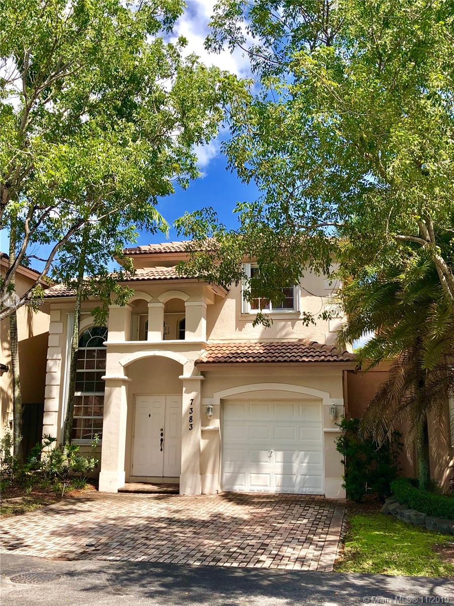 7383 NW 113th Ct, Doral in Miami-dade County County, FL 33178 Home for Sale