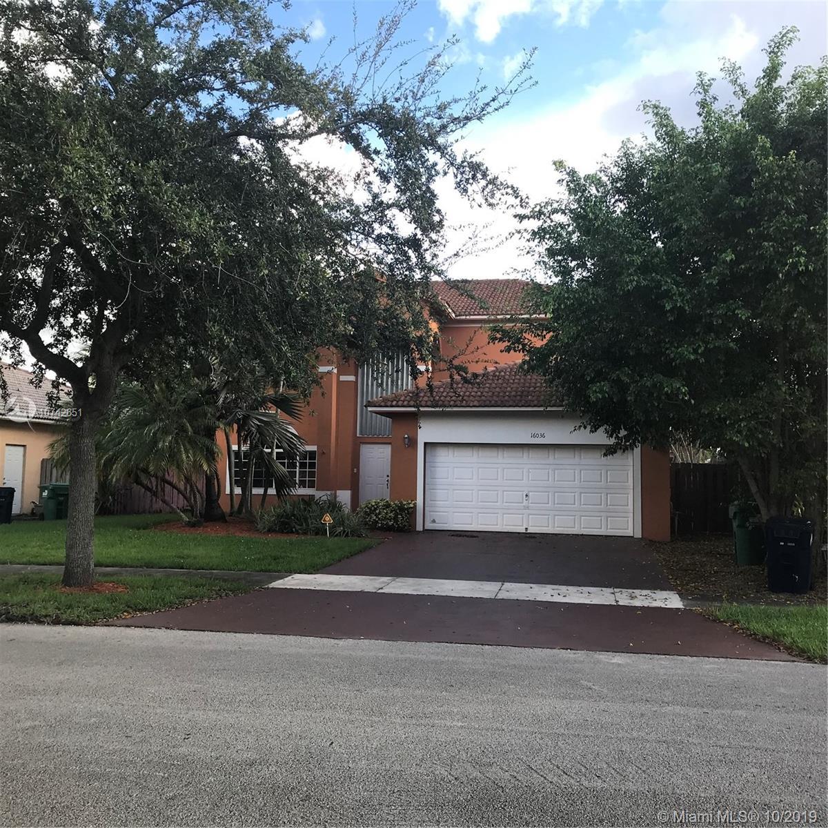 16036 SW 147th St,Kendall  FL