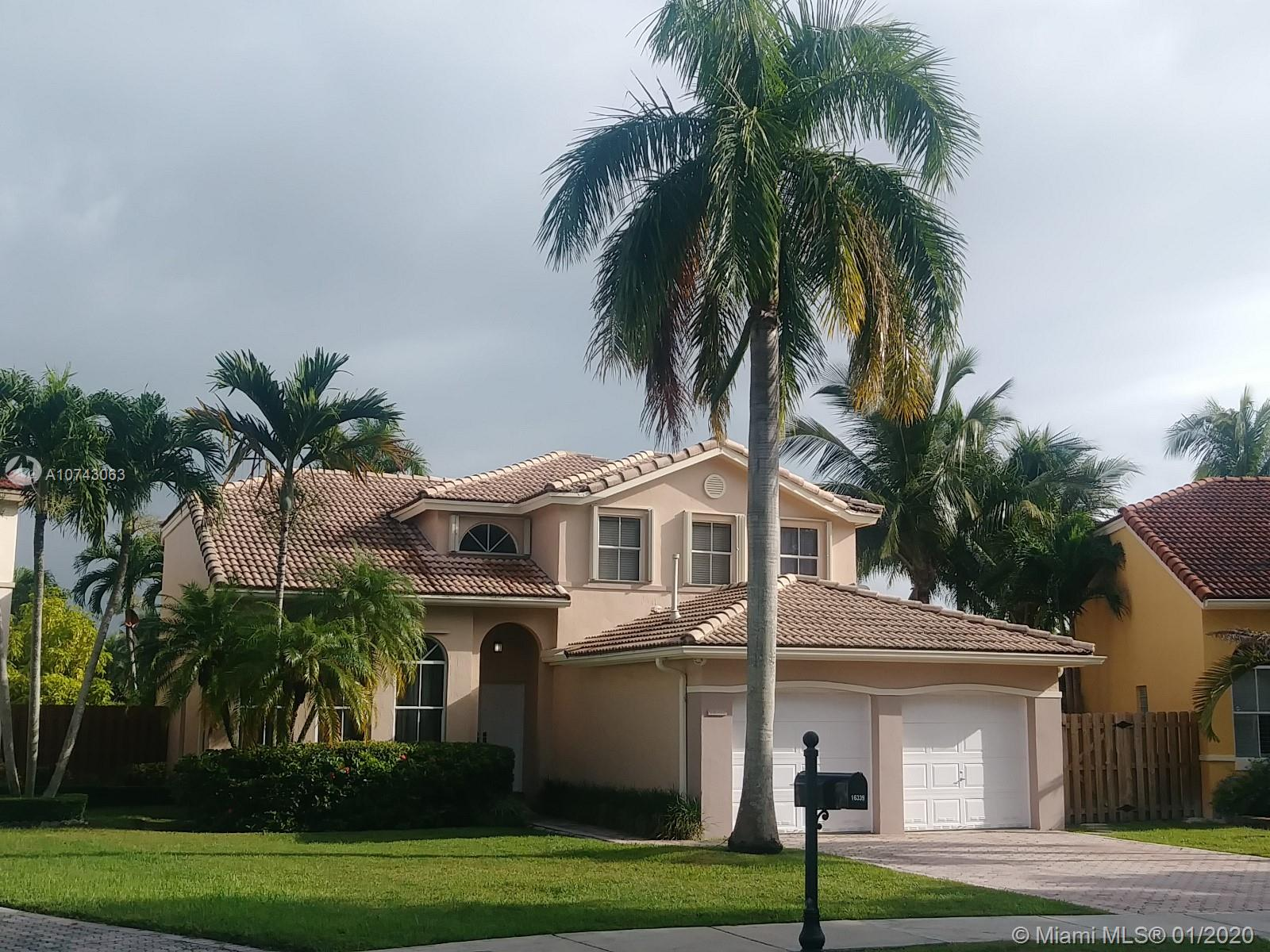 16335 SW 81st St, one of homes for sale in Kendall West
