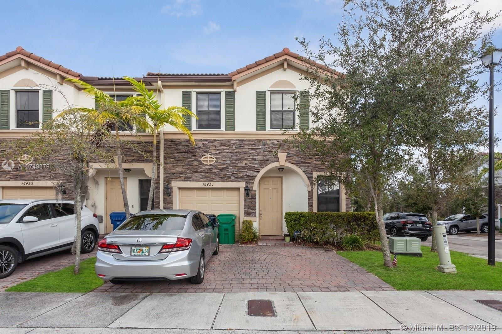 16421 SW 42th Terrace, Kendall in Miami-dade County County, FL 33185 Home for Sale