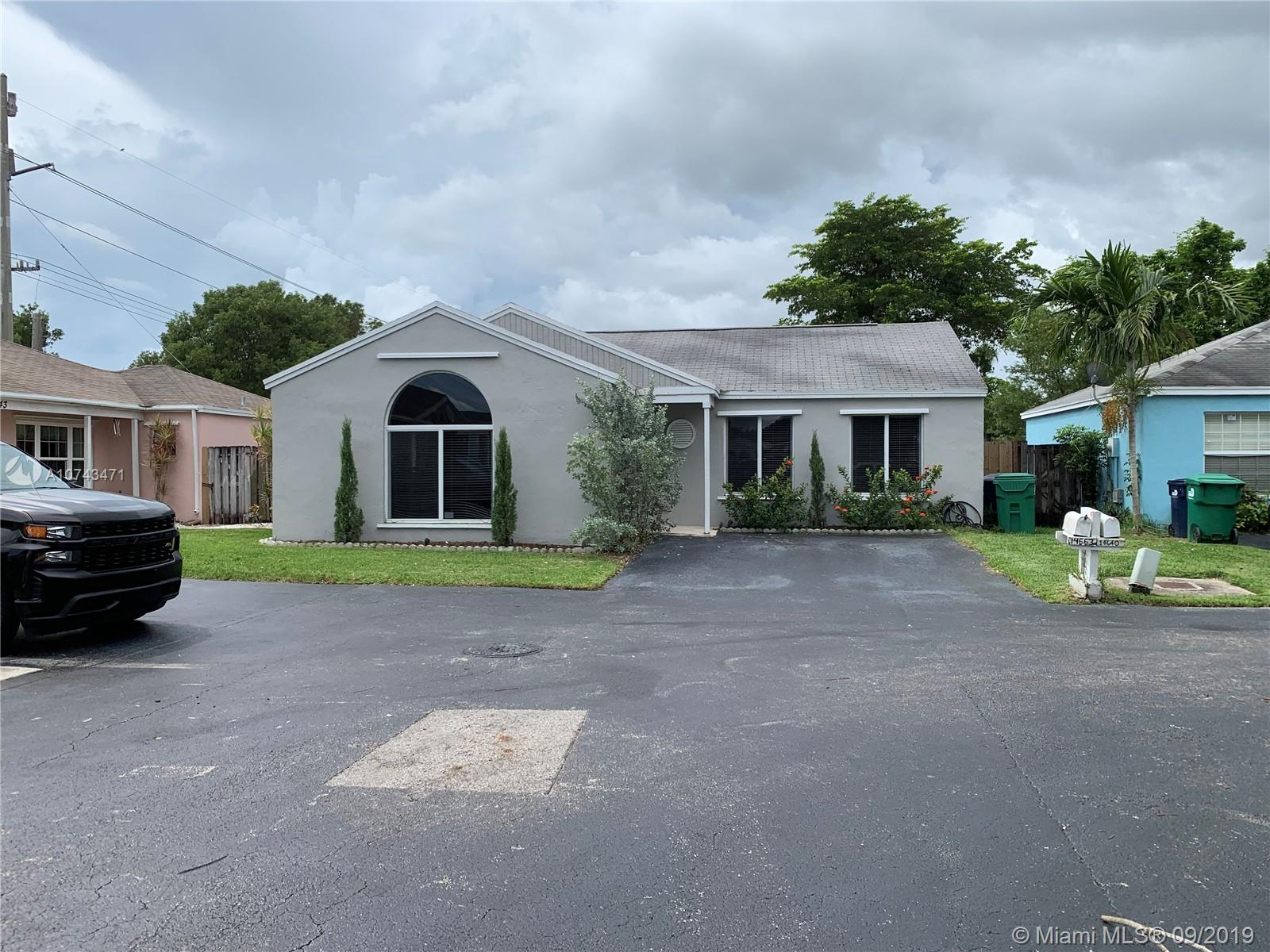 14663 SW 125th Pl, Kendall in Miami-dade County County, FL 33186 Home for Sale