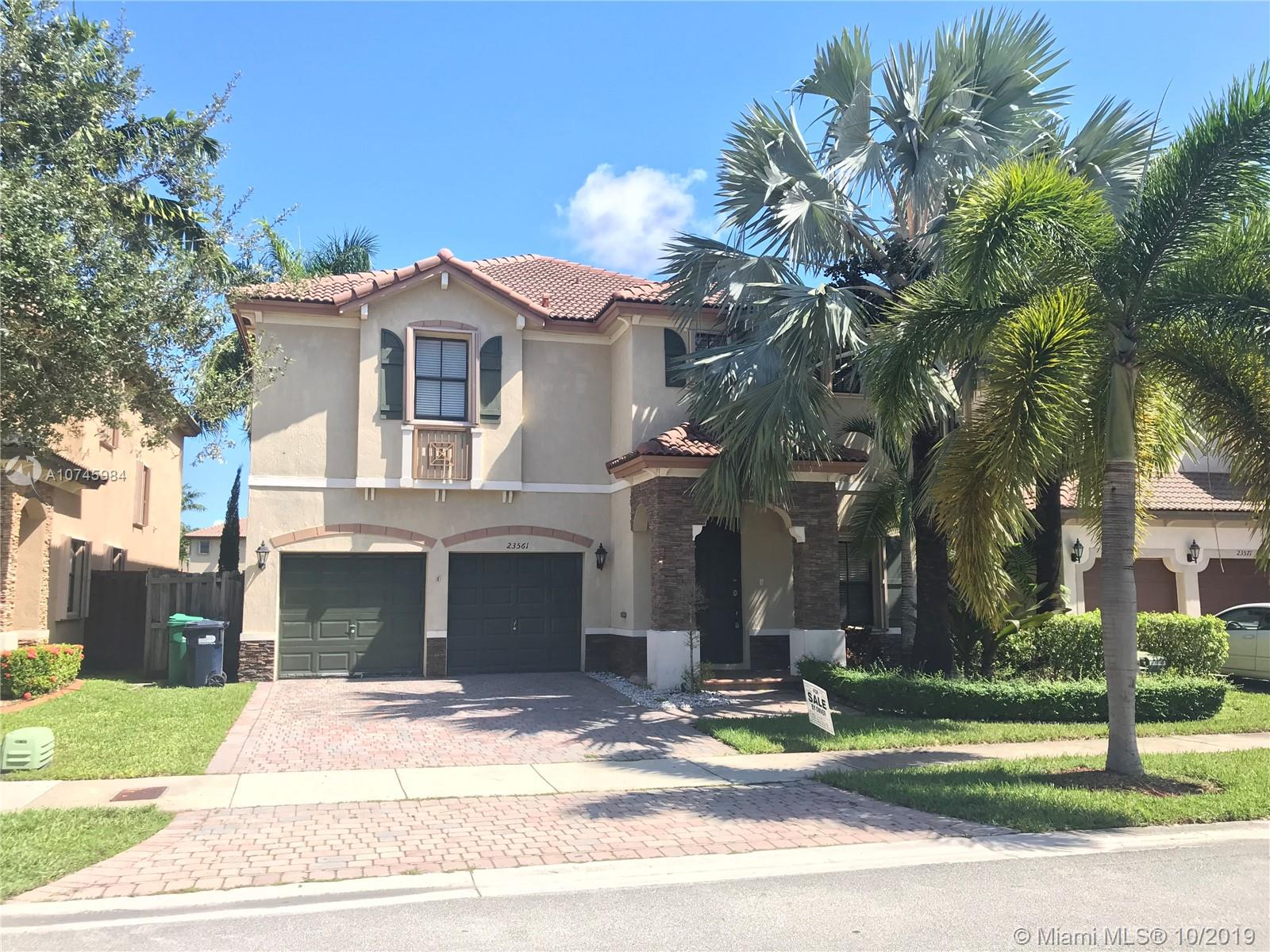 One of Homestead 5 Bedroom Homes for Sale at 23561 SW 114th Pl