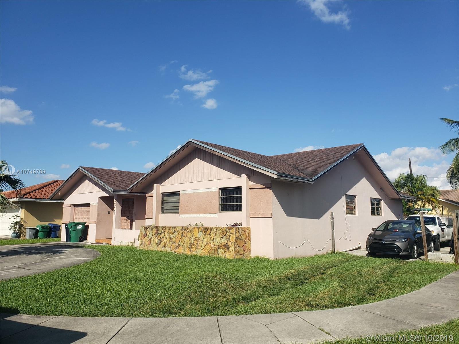3381 SW 139th Ct, Kendall in Miami-dade County County, FL 33175 Home for Sale