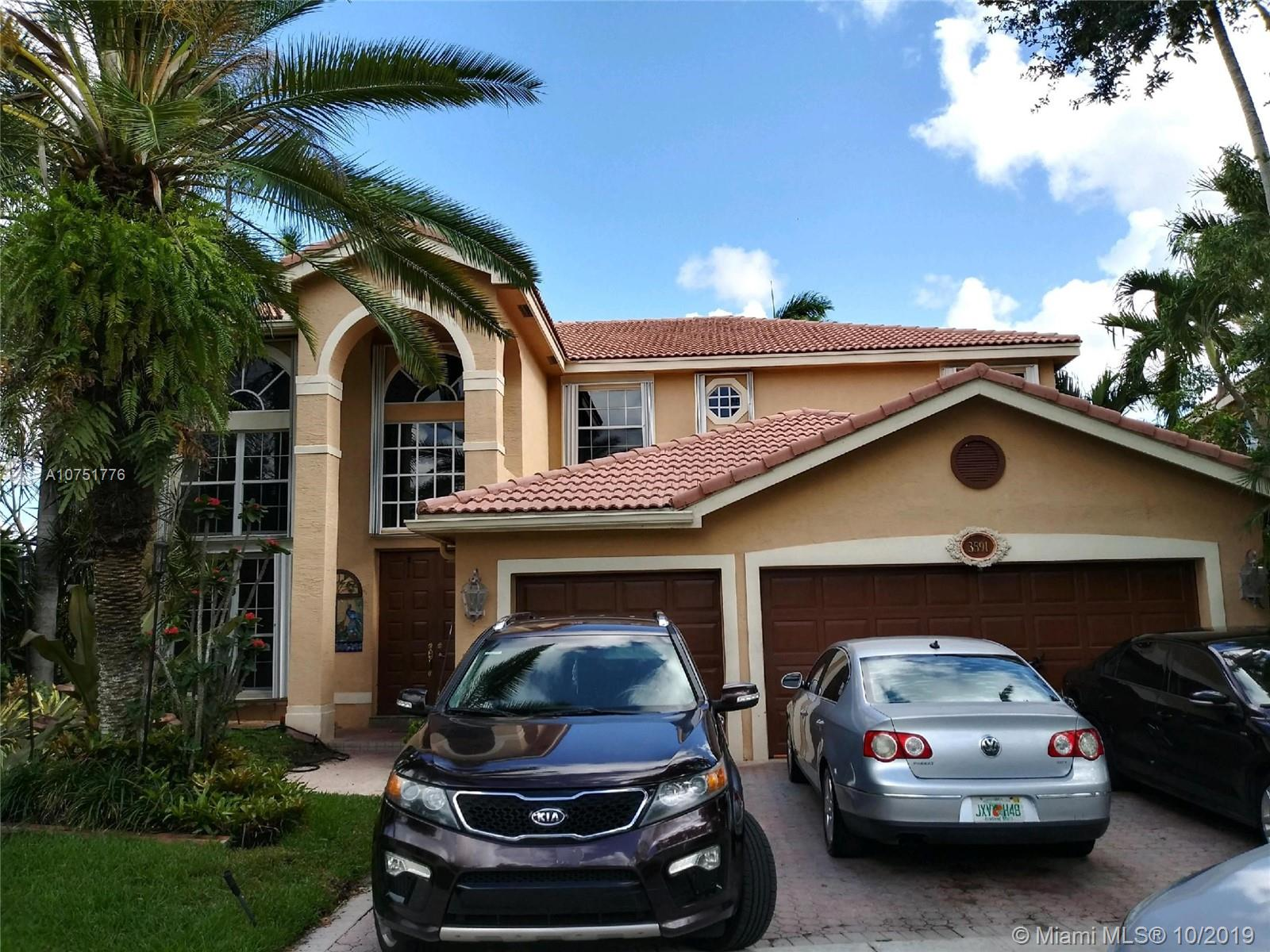 Miramar Homes for Sale -  Short Sale,  3591 SW 177th Ave