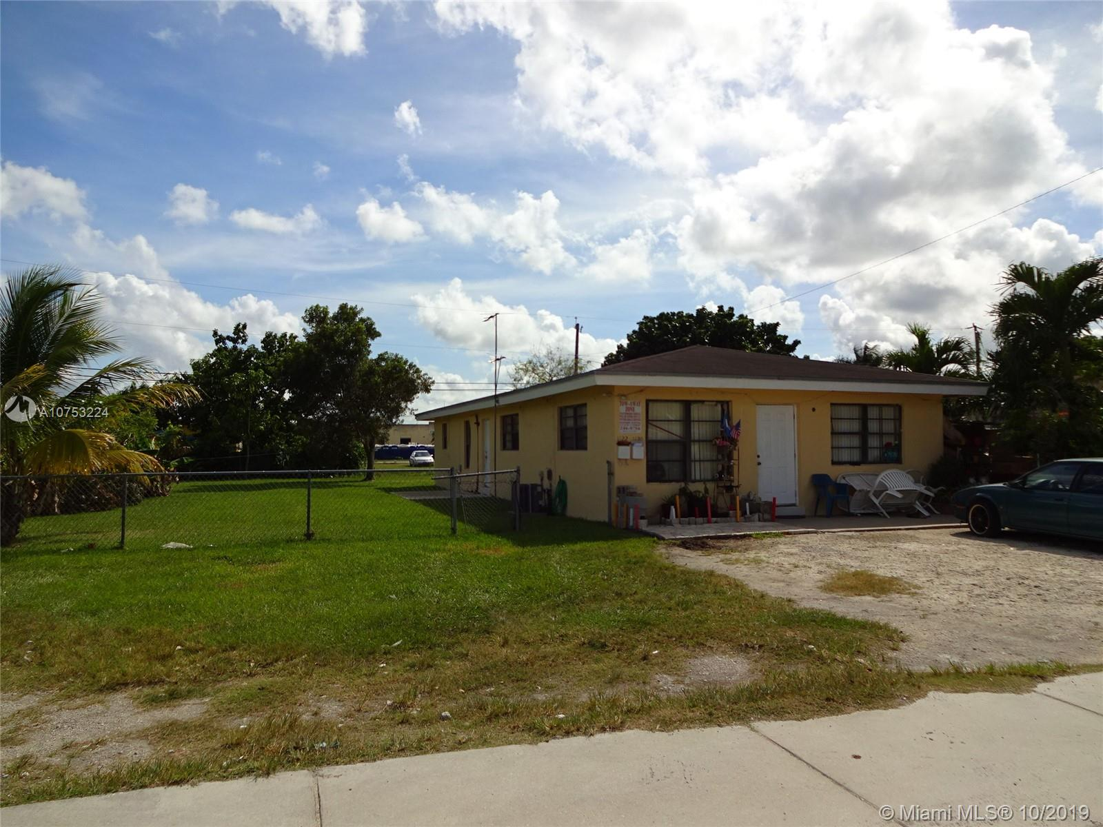 1120 NW 9th St, Homestead in Miami-dade County County, FL 33030 Home for Sale