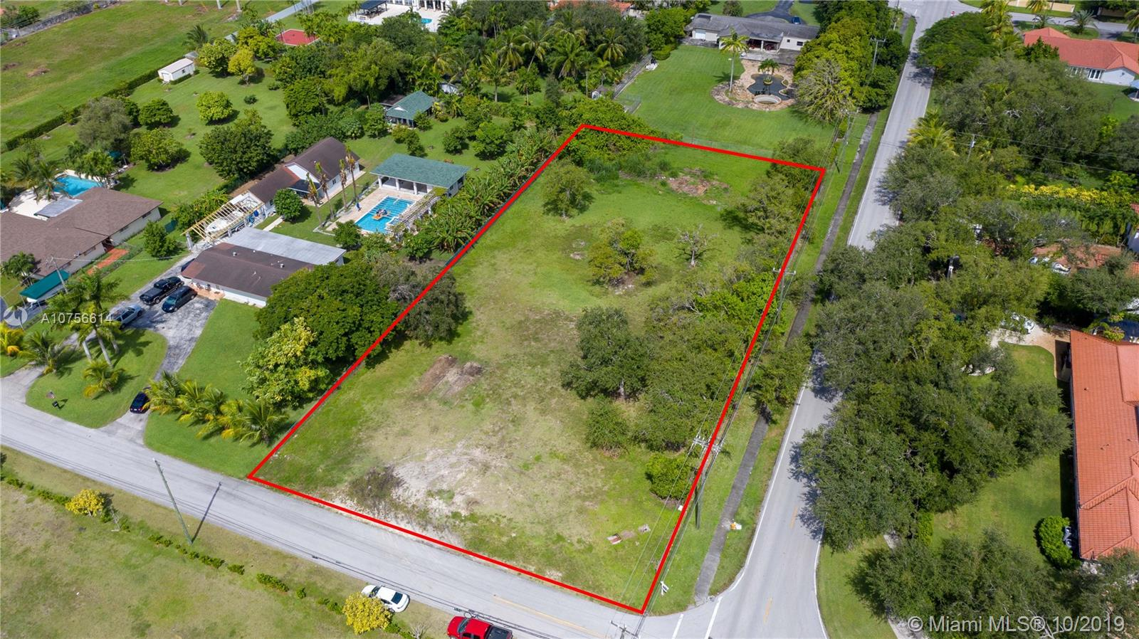 Sw 68 St SW 102 AVE, Kendall, Florida