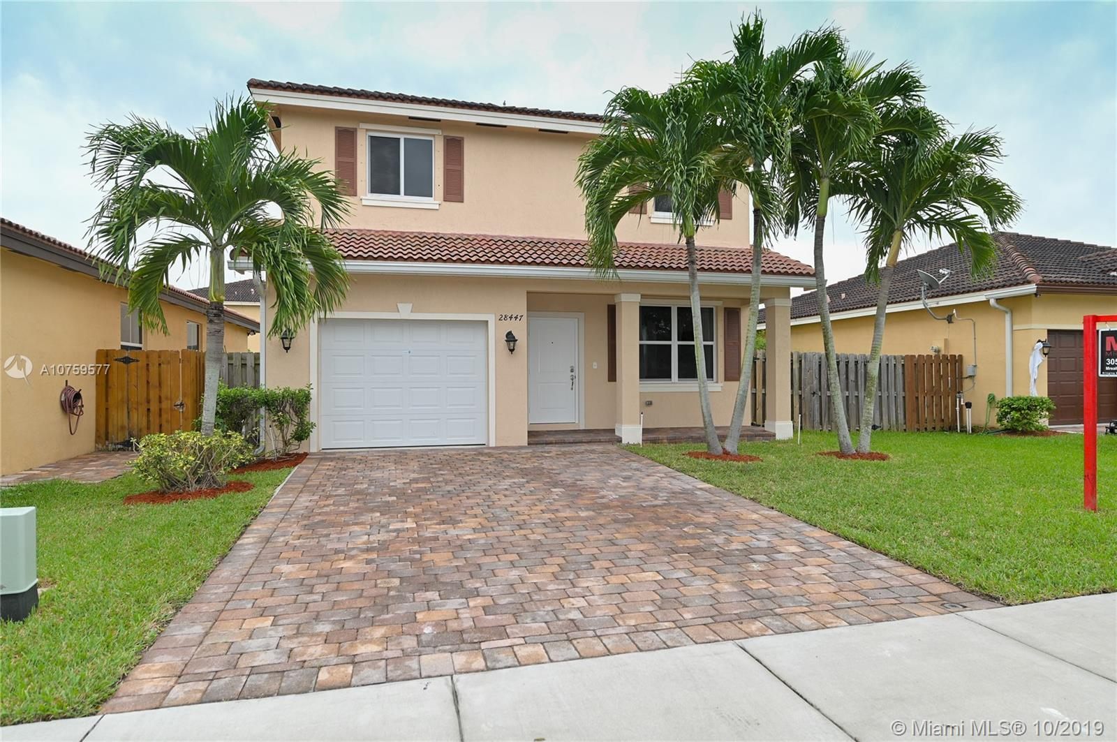 28447 SW 130th Ave, Homestead in Miami-dade County County, FL 33033 Home for Sale