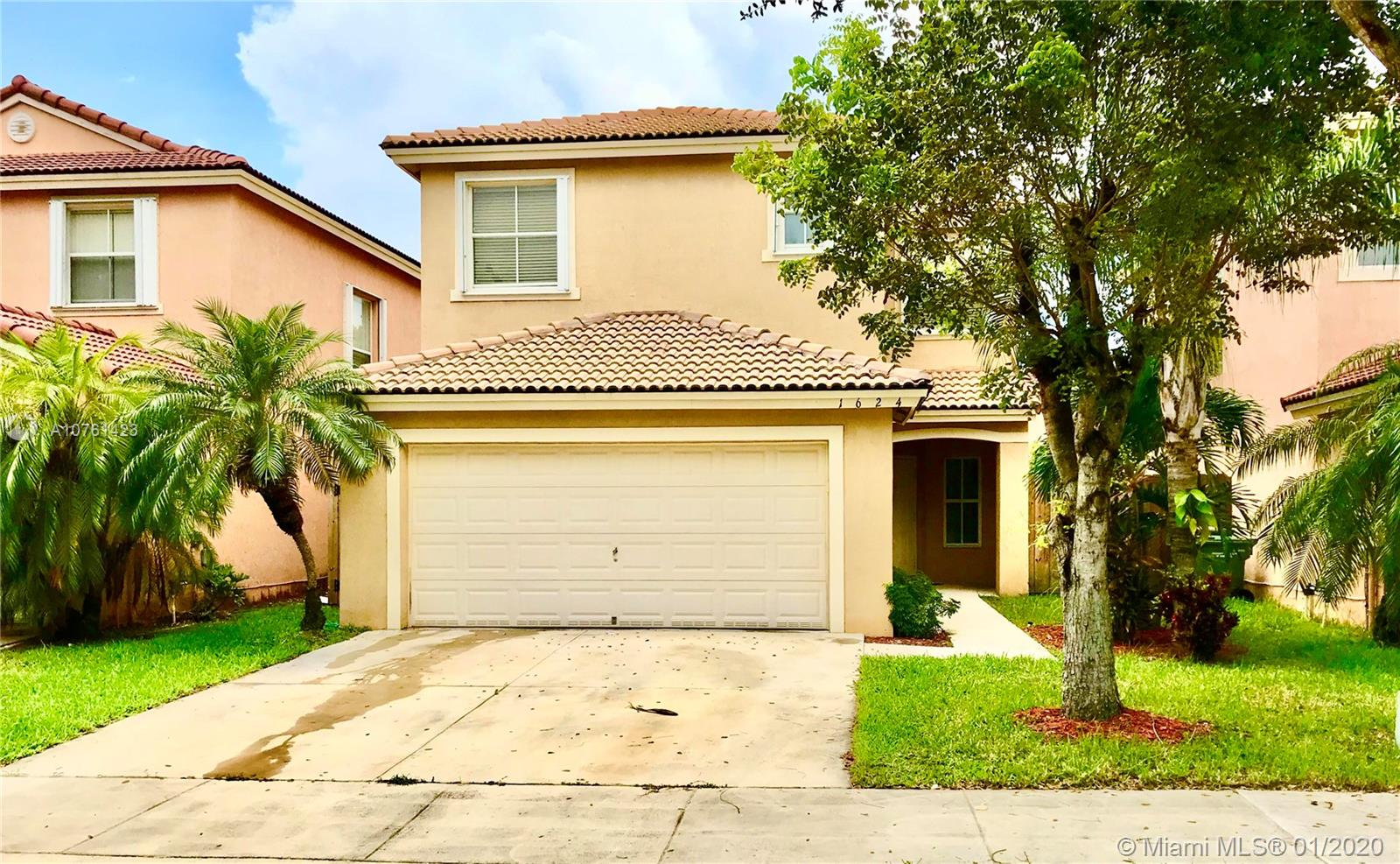 1624 SE 20th PL, Homestead in Miami-dade County County, FL 33035 Home for Sale