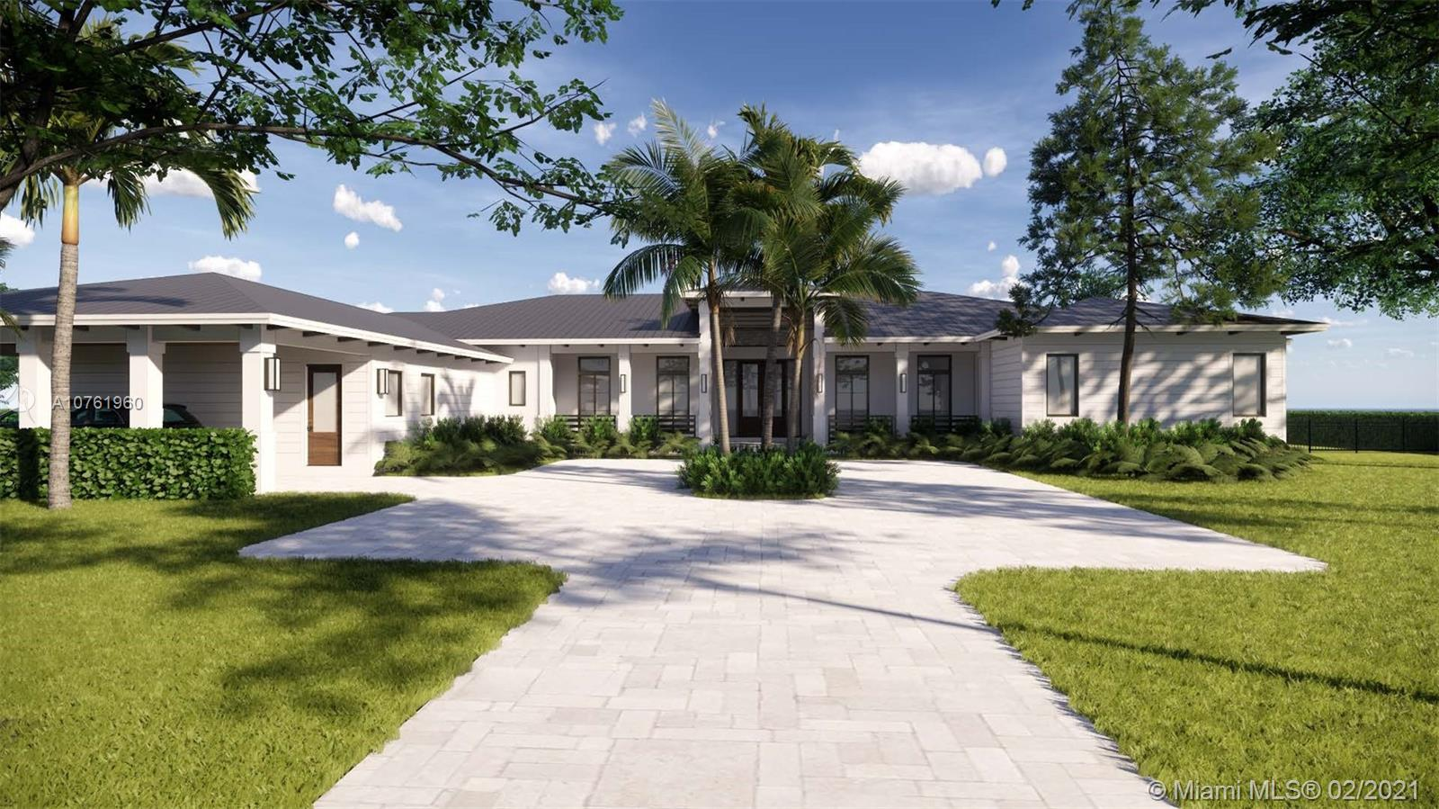 6297 SW 102nd St, Coral Gables, Florida