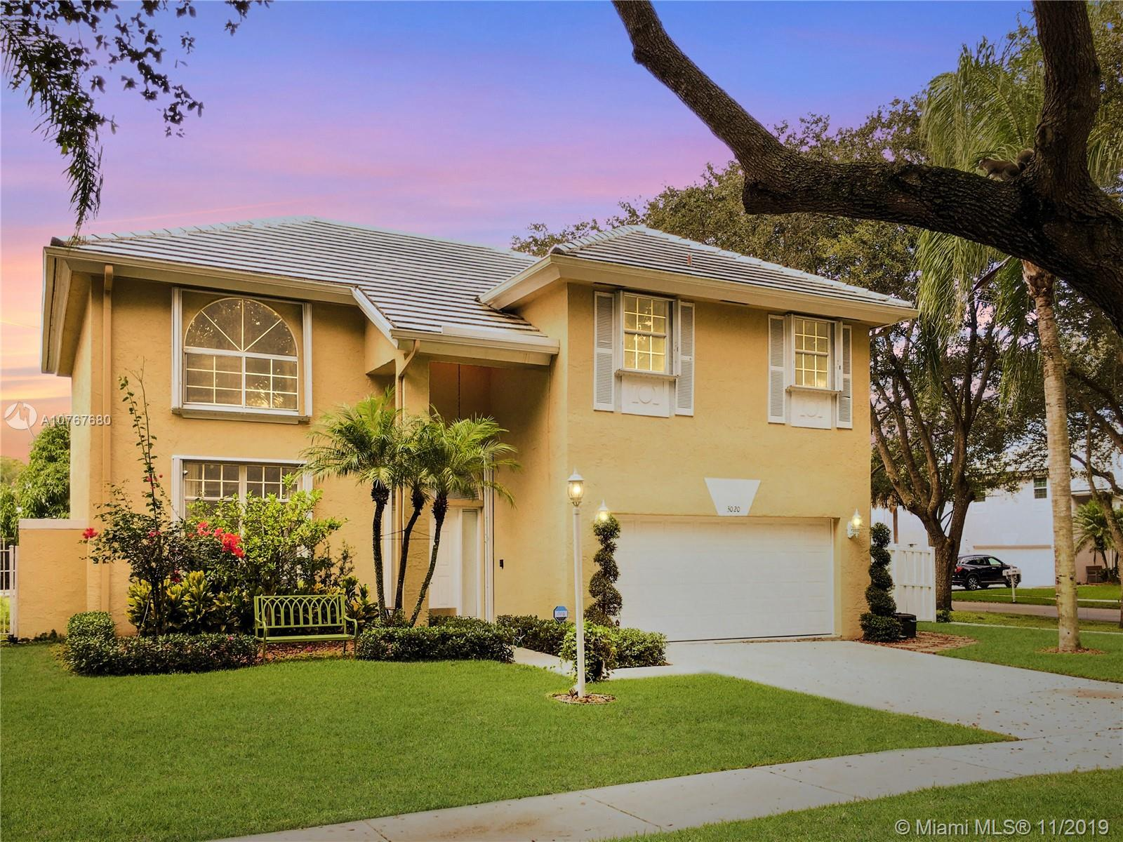 Cooper City Homes for Sale -  Gated,  3020 Bogota Ave