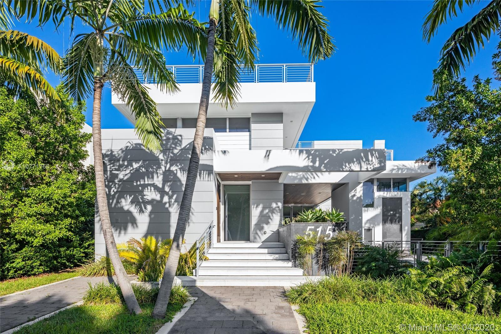 515 Harbor Dr, Key Biscayne, Florida