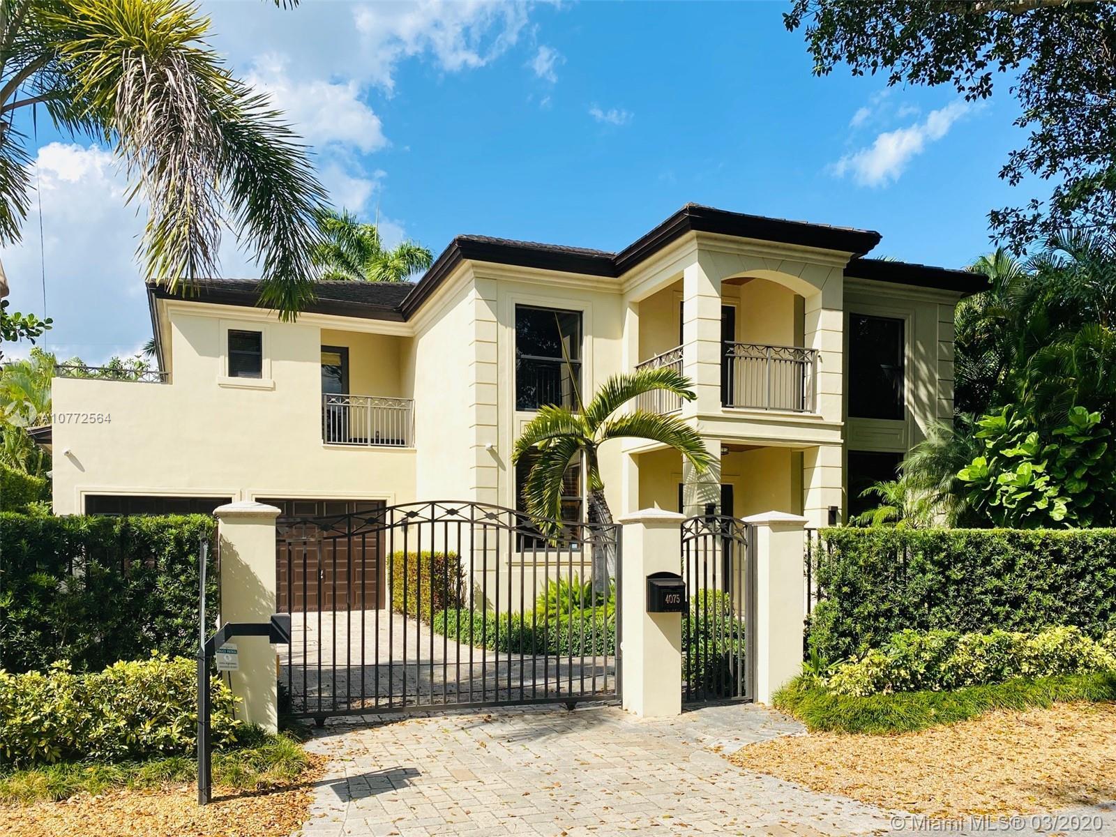 4075 Bonita Ave, Coral Gables, Florida