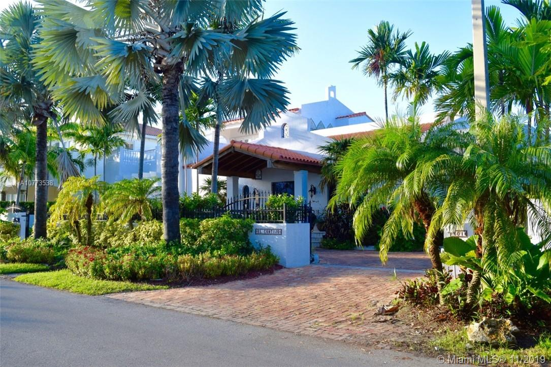 601 S Mashta, Key Biscayne in Miami-dade County County, FL 33149 Home for Sale