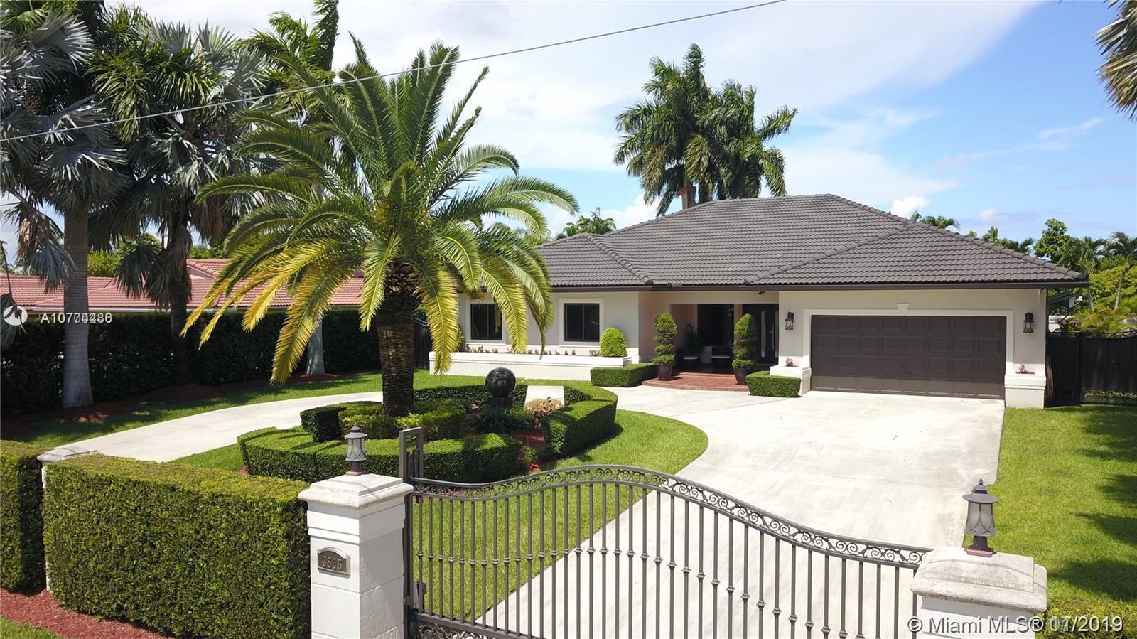 3505 SW 139th Ave, Kendall in Miami-dade County County, FL 33175 Home for Sale