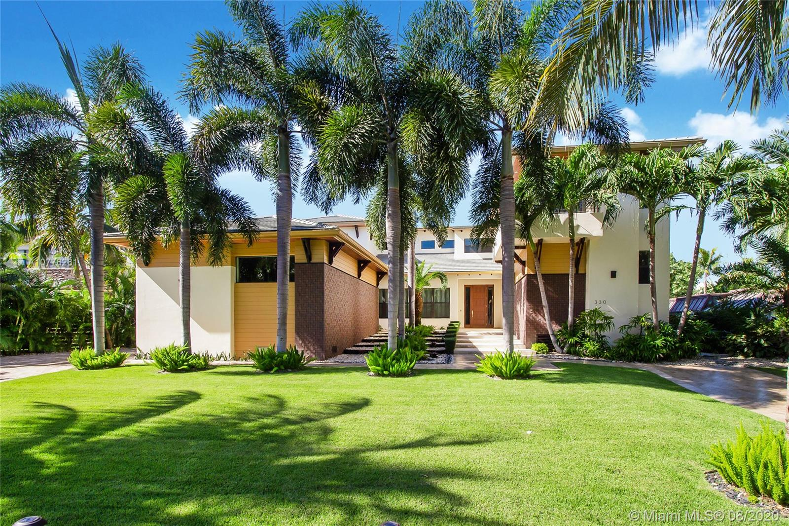 330 Caribbean Rd, one of homes for sale in Key Biscayne