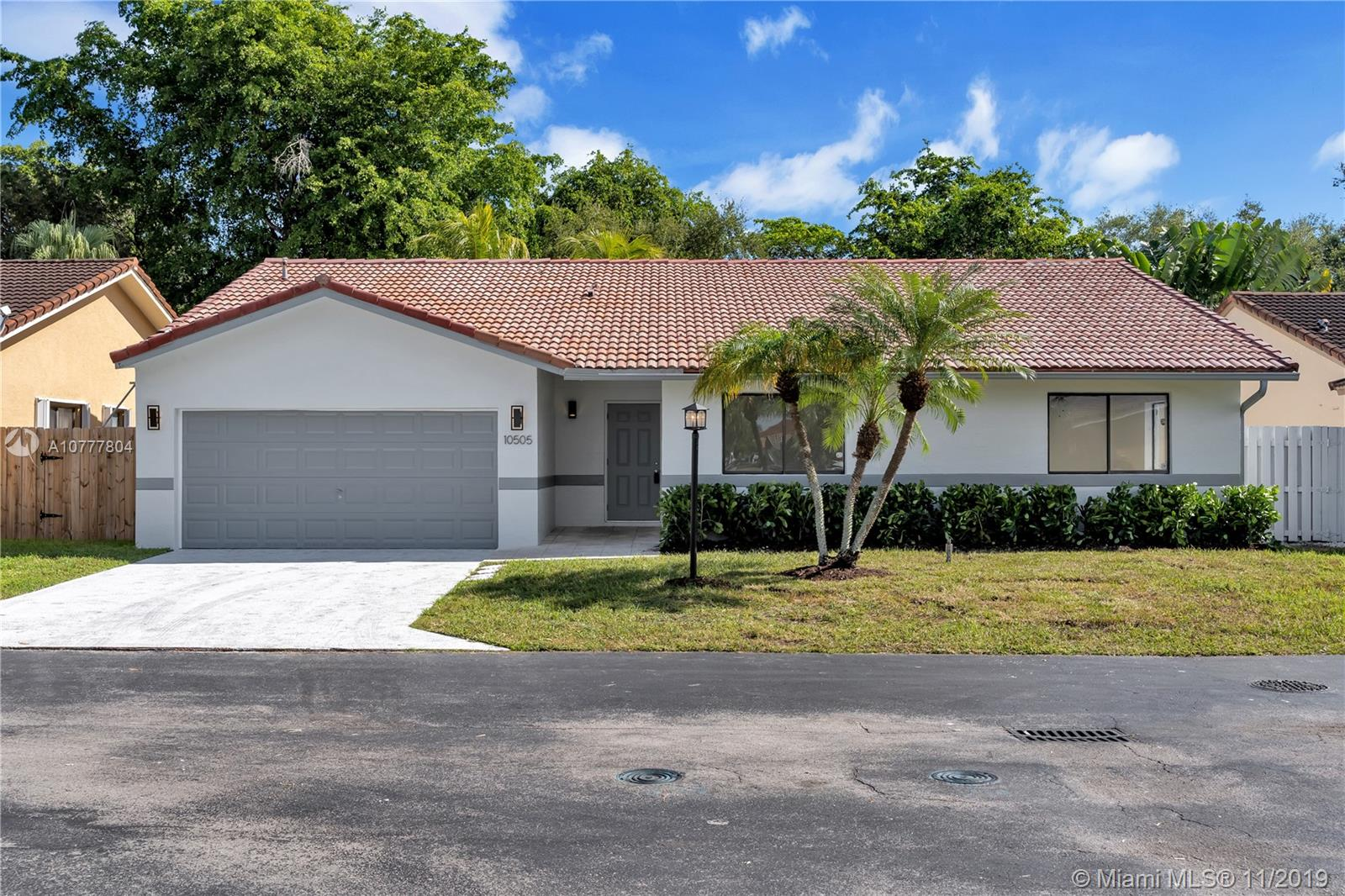 10505 SW 158TH PL, Kendall in Miami-dade County County, FL 33196 Home for Sale