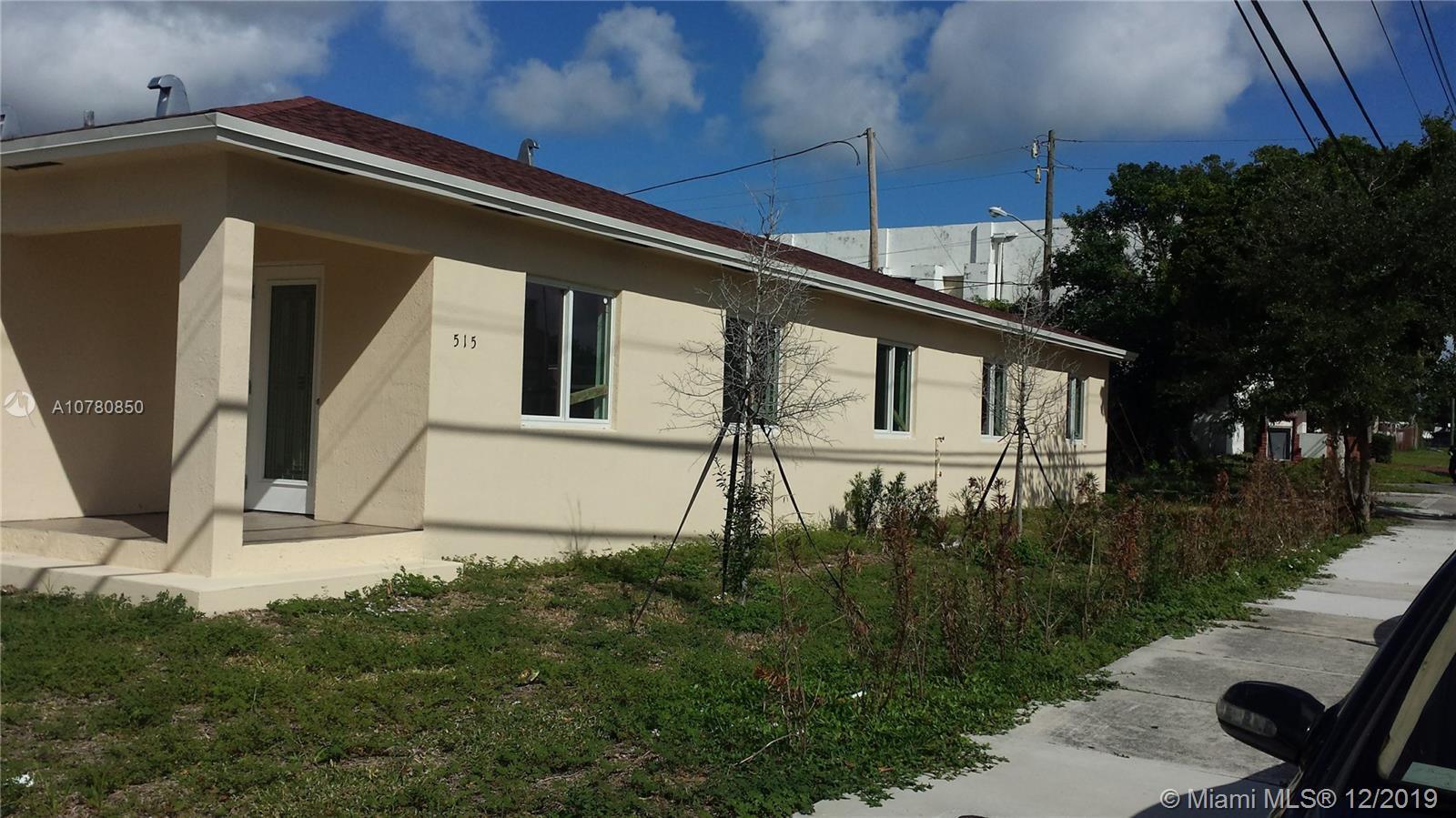 515-513 NW 77th St, Miami Shores, Florida