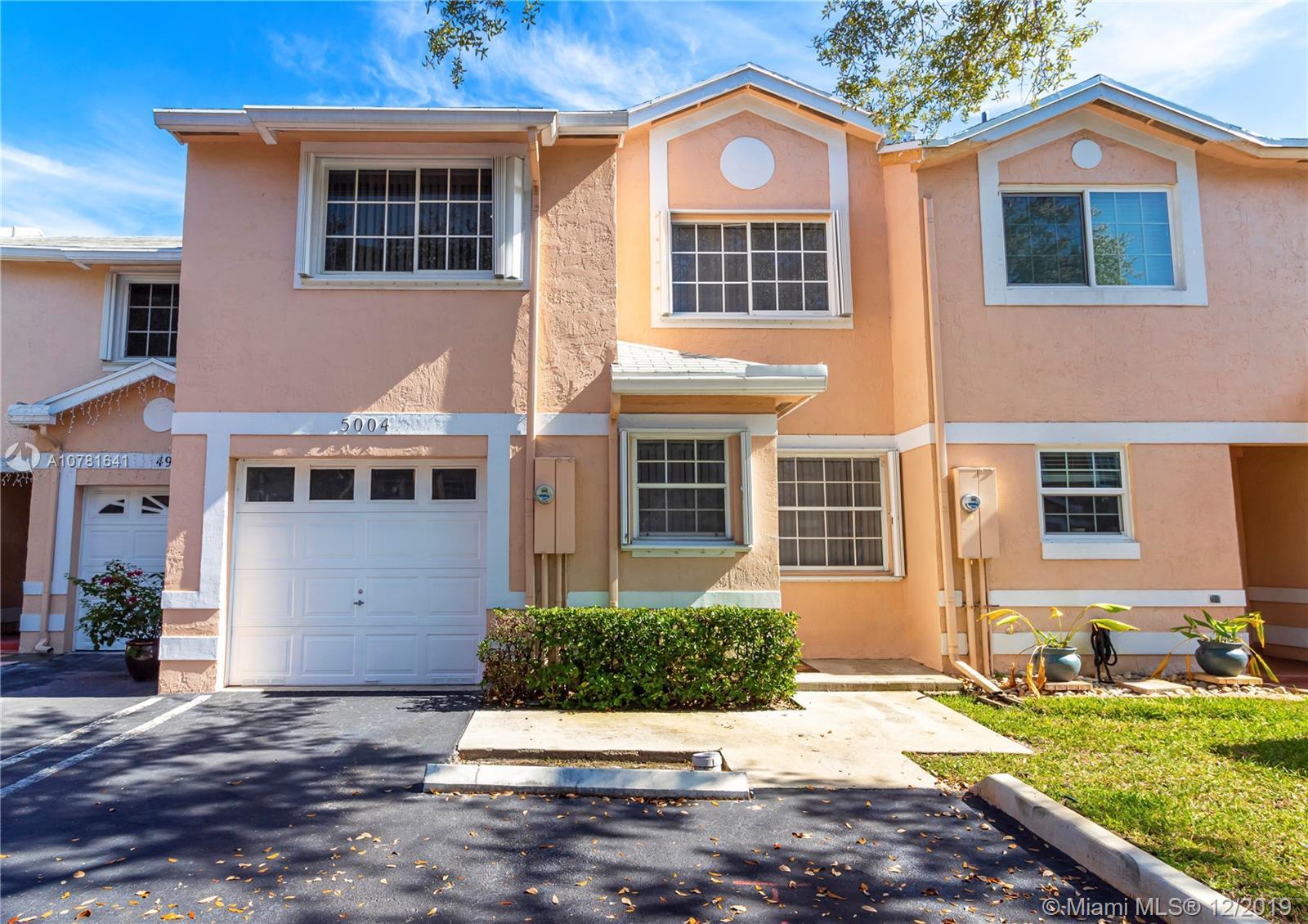 5004 SW 123rd Ter, Cooper City, Florida
