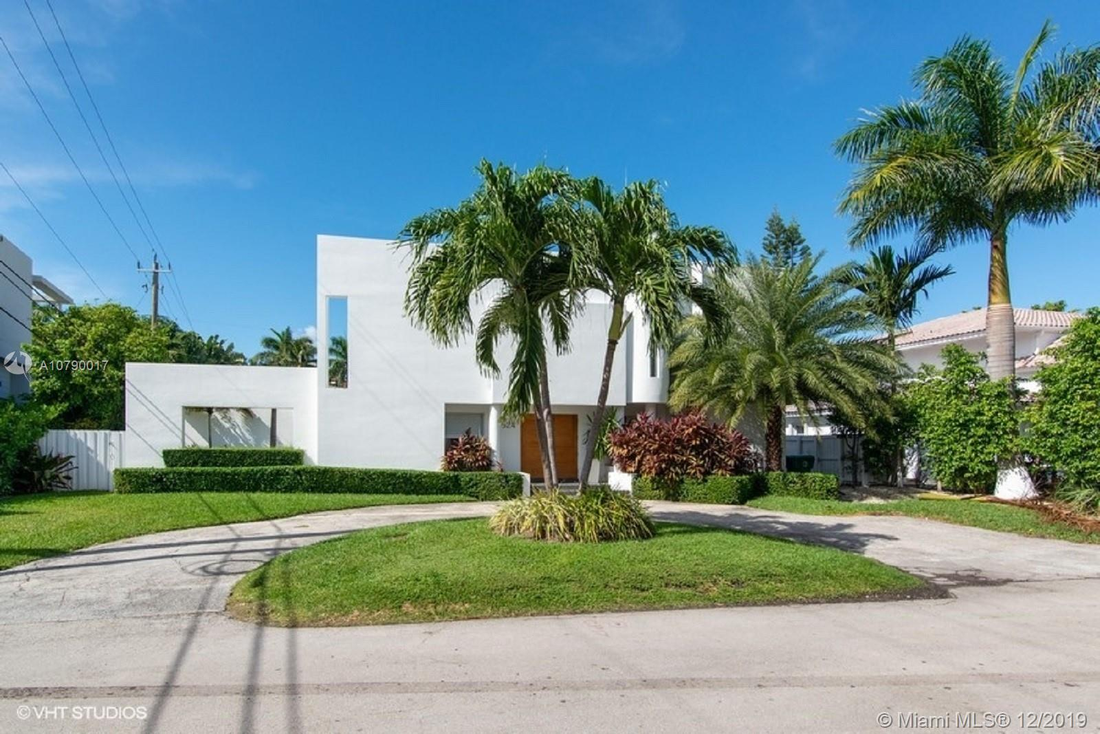 524 Ridgewood Rd, Key Biscayne, Florida