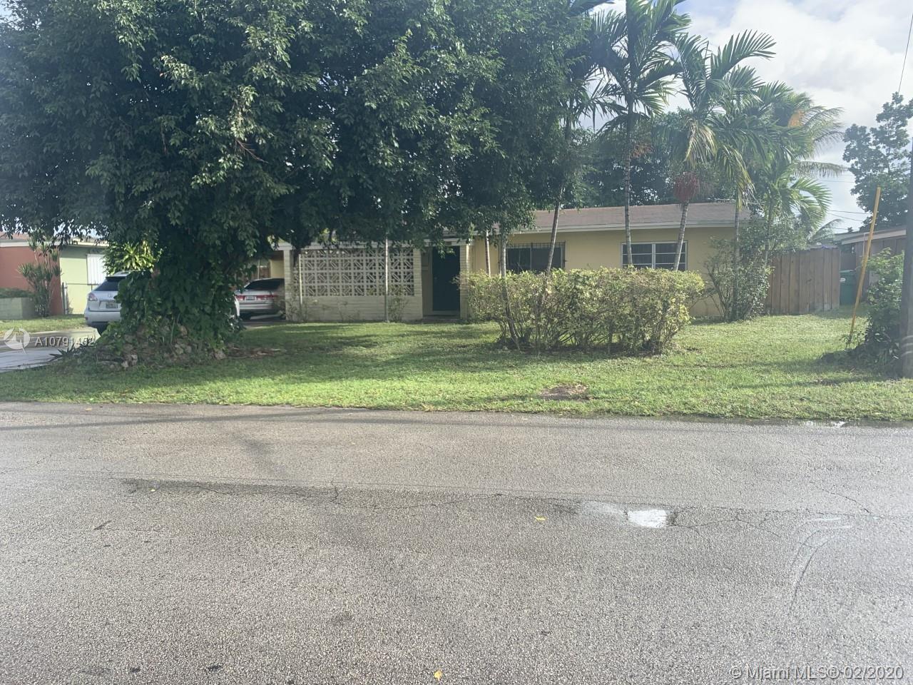 13021 NW 19, Miami Shores, Florida