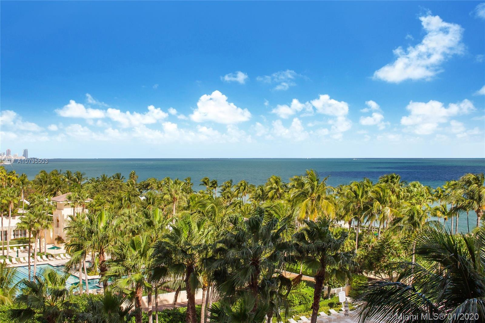 799 Crandon Blvd, Key Biscayne in Miami-dade County County, FL 33149 Home for Sale