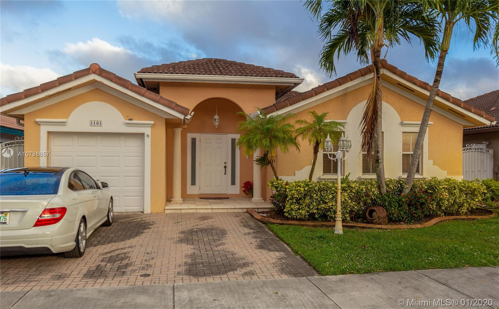 3103 SW 150th Ct, Kendall in Miami-dade County County, FL 33185 Home for Sale