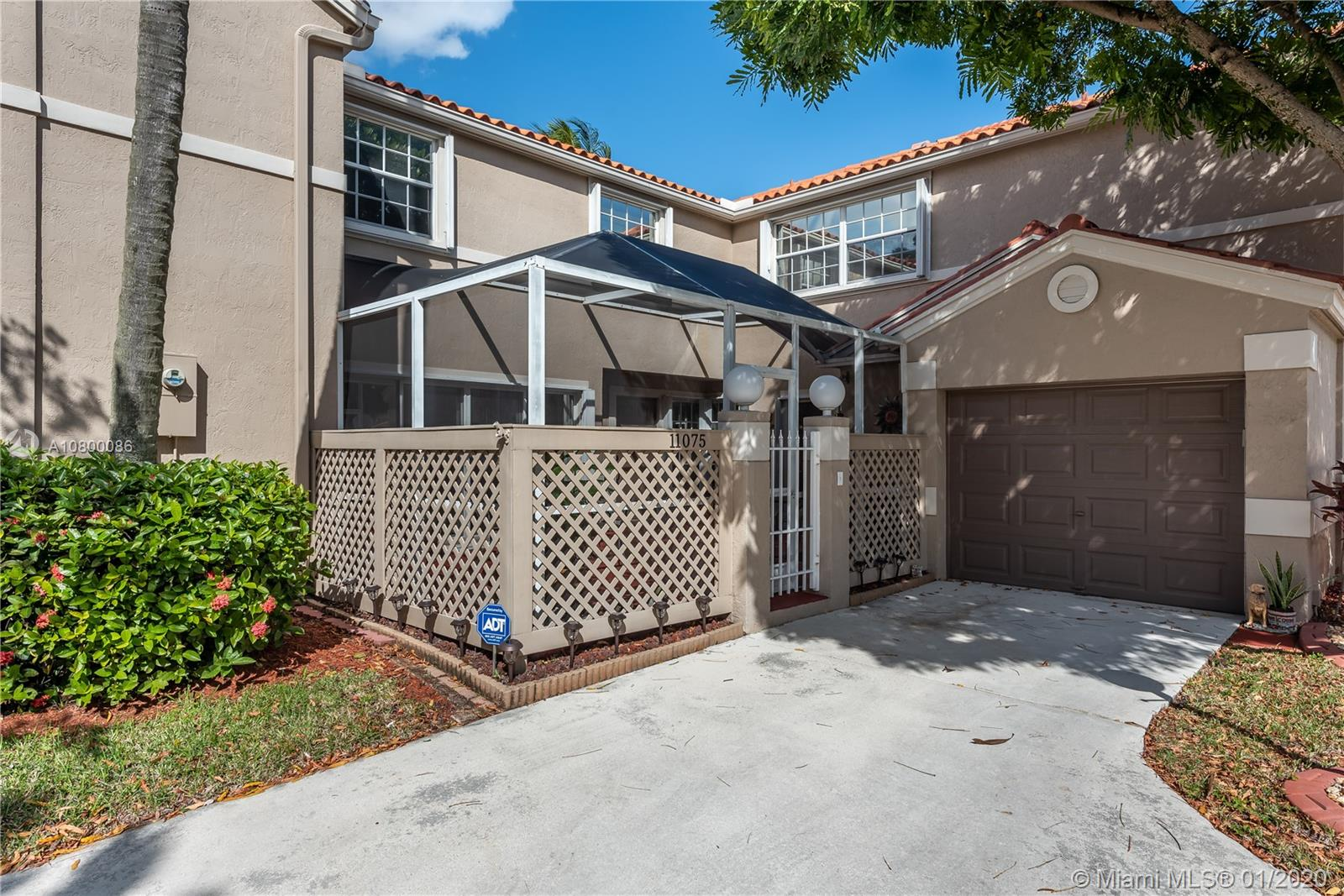 Cooper City Homes for Sale -  Townhome,  11075 Neptune Dr