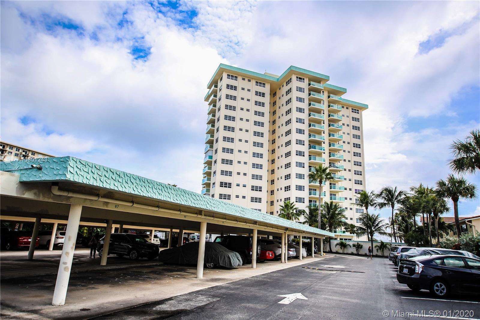 6000 N Ocean Blvd, Lauderdale by the Sea in Broward County County, FL 33308 Home for Sale