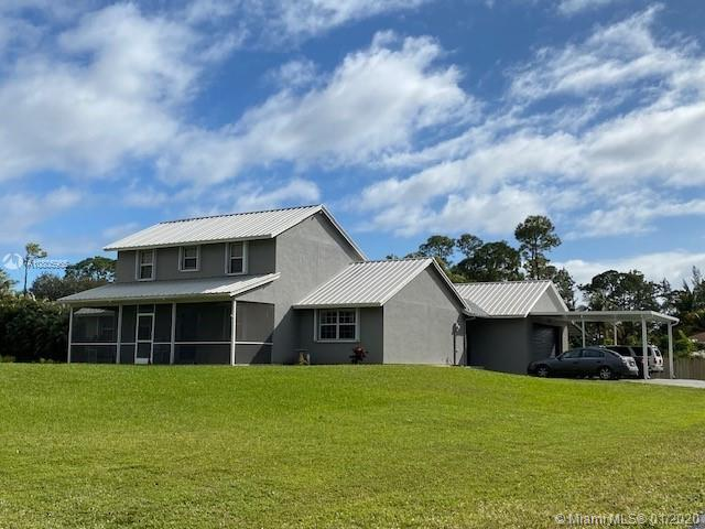 13376 79th Ct N, Loxahatchee in Palm Beach County County, FL 33412 Home for Sale