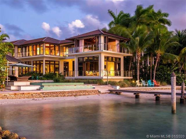 7 Harbor Pt, Key Biscayne, Florida 7 Bedroom as one of Homes & Land Real Estate
