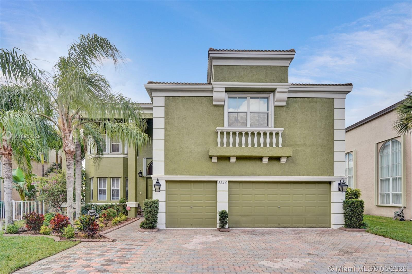 5344 SW 159th Ave, Miramar, Florida