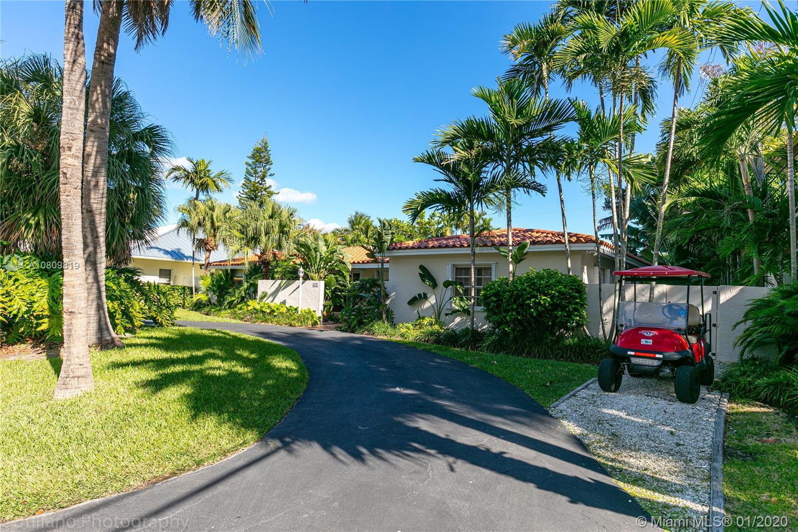 525 Hampton Ln, Key Biscayne, Florida